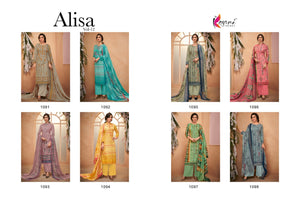 Alisa Vol. 12 - Textile And Handicraft