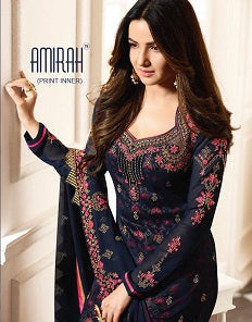 Amirah Print Inner - Textile And Handicraft