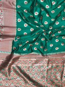 Banarasi Silk - Textile And Handicraft