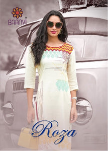 Baanvi - Roza | Suit Baanvi – Roza at best price - Textile And Handicraft