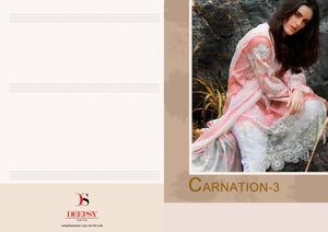 Carnation Vol. 3 - Textile And Handicraft