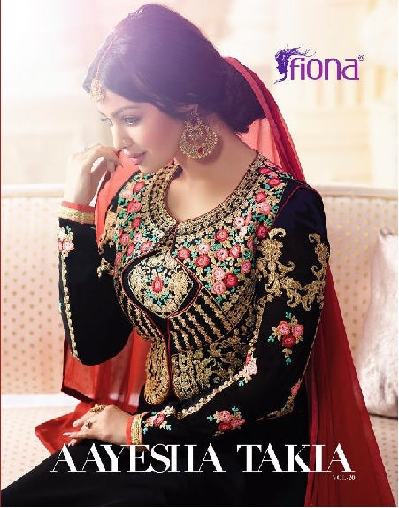 Fiona- Aayesh Takia Vol. 20 - Textile And Handicraft