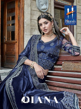 Diana Georgette Sarees Wholesale Catalog  catalogue