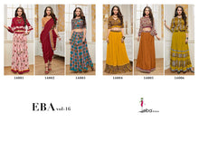 Eba Vol. 16  catalogue