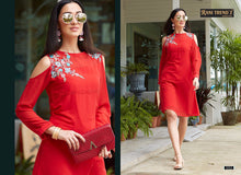 Fashion Week Georgette Kurtis catalogue