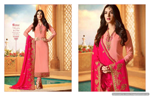 Fiona - Sonal Chauhan Heavy Dupatta - Textile And Handicraft