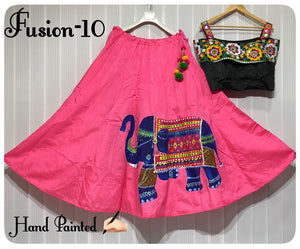 Fusion 10 - Textile And Handicraft