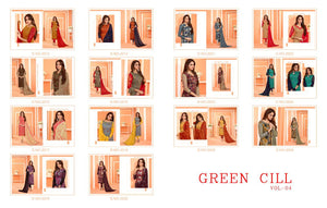 Green Cill Vol. 4 - Textile And Handicraft