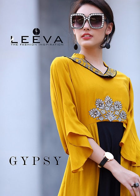 Leeva - Gypsy - Textile And Handicraft
