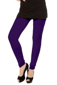 Viscose & Shimmer Leggings - Textile And Handicraft