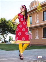 Baby Doll Vol. 5 Printed Kurtis catalogue