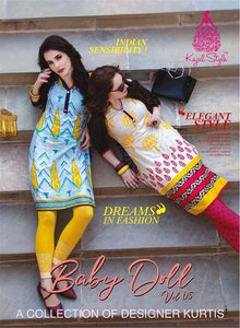 Baby Doll Vol. 5 - Textile And Handicraft
