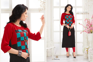 Designer Kurtis Wholesale Catalogue Priya Vol. 2 - Textile And Handicraft