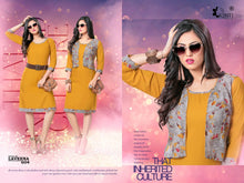 Designer Kurtis Wholesale Catalogue Laveena Vol. 6  catalogue
