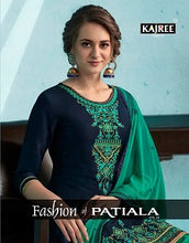 Fashion of Patiala Vol. 24 Patiala Suits catalogue