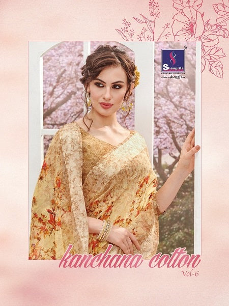 Kanchan Cotton Vol. 6 - Textile And Handicraft