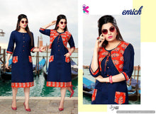 Designer Kurtis Wholesale Catalogue Kersom Sayona  catalogue