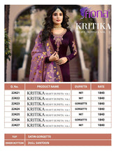 Kritika  catalogue
