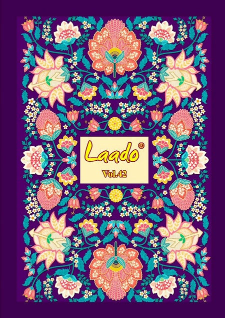 Laado Vol. 42 - Textile And Handicraft