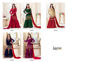 Lavina Vol. 34 - Textile And Handicraft