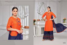 Lustre Palazzo Suits catalogue