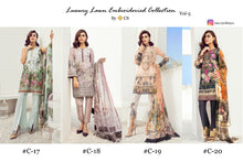 Luxury Lawn Vol. 5  catalogue
