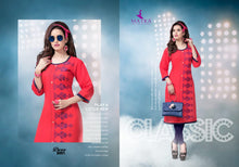 Designer Kurtis Wholesale Catalogue Mayra - Dove  catalogue