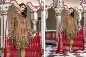 Samaira Fashion- Maryam's - Textile And Handicraft