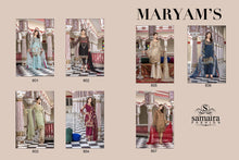 Samaira Fashion- Maryam's  catalogue