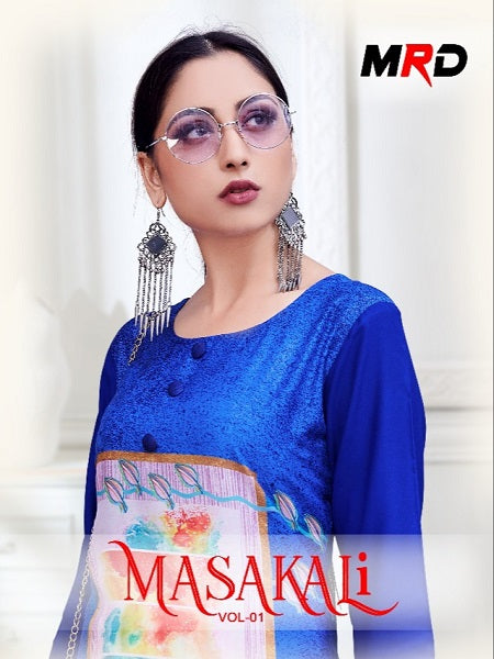 Masakali Vol. 1 - Textile And Handicraft