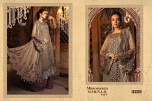 Mbroidered Mariya B Vol. 8 Embroidered Salwar Kameez catalogue