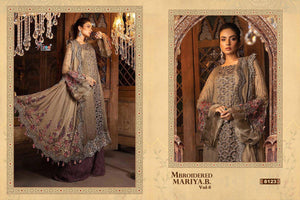 Mbroidered Mariya B Vol. 8 - Textile And Handicraft