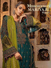 Mbroidered Mariya B Vol. 8 Wholesale Dress Materials Catalogue catalogue