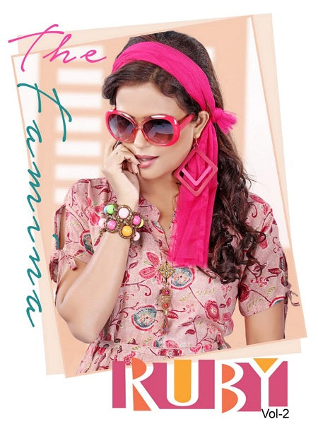 Ruby Vol. 2 - Textile And Handicraft