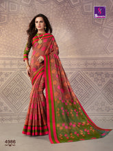 Mishka Cotton Printed Sarees catalogue