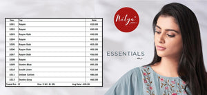 Nitya Essentials -1 - Textile And Handicraft