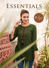 Nitya Essentials Vol. 3  catalogue