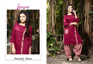 Psyna Patiala House - Textile And Handicraft