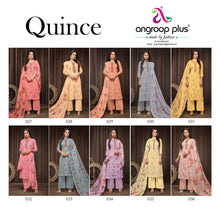 Quince  catalogue