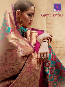 Rajwadi Patola - Textile And Handicraft