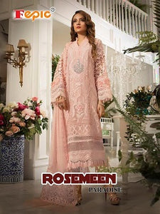 Rosemeen Paradise Wholesale Salwar Suit Dress Material Online