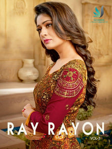 Ray Rayon Vol. 3 - Textile And Handicraft