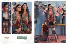 Sana Safinaz Muslin Vol. 4  catalogue