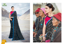 Autograph Vol. 1 Printed Georgette Sarees Printed Sarees catalogue