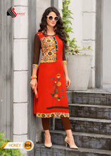 Designer Kurtis Wholesale Catalogue Honey Vol. 8  catalogue