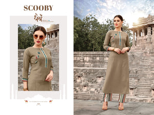 Scooby - Textile And Handicraft