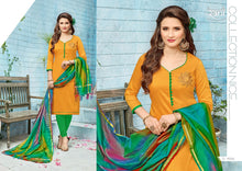 Selfie Punjabi Dress Materials Catalogue catalogue