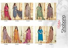 Shabana  catalogue