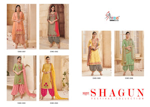 Shagun - Textile And Handicraft