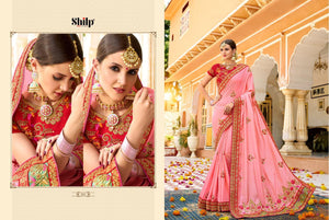 Wholesale Traditional Sarees Online - Embroidery Sarees Wholesale.